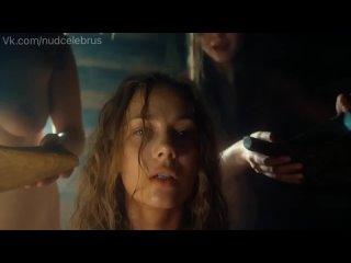 Голая Татьяна Бабенкова в бане