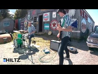The Green Reflectors - Rumble (Link Wray cover)