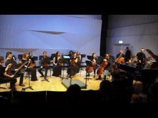"""А.Вивальди - Концерт для флейты D-dur """"Щегленок"""" 2 и 3 части - Ирина Филипович"""