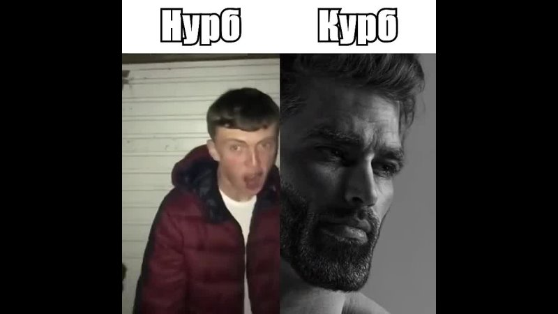 Нурб vs Курб