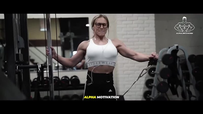 FALLING DOWN Female Fitness Motivation