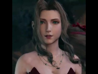 #AERITH: why are you so comforting answer quickly 🎤