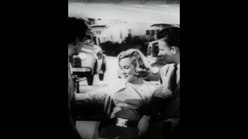 MM 🌷in Royal Triton Oil Company Commercial in 1950