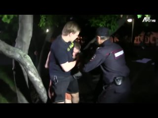 Лев Против:Массовые беспорядки на Болотной, полиция не справляется с толпой от .