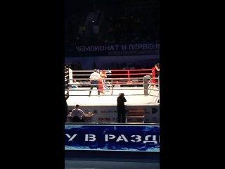 Чемпионат и первенство России по Кикбоксингу в Красноярске