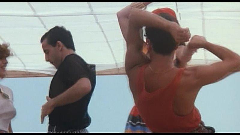 Серена Гранди в фильме Миранда Комедия мелодрама эротика Италия 1985