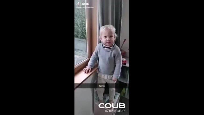It's a fucking goat outside