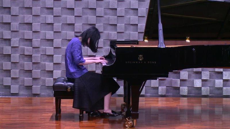 988 J S Bach Goldberg Variationen BWV 988 Jiao Yidi piano