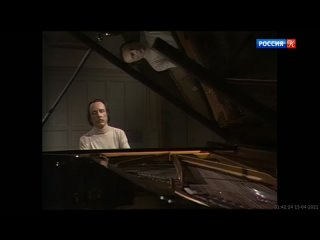 0125мск SD360 ``Исторические концерты``.``Пианисты ХХ века``.Артуро Бенедетти Микеланджели.(1965г.;1978г.)