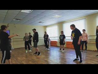"""Открытый урок """"Уличные танцы 1.0"""""""