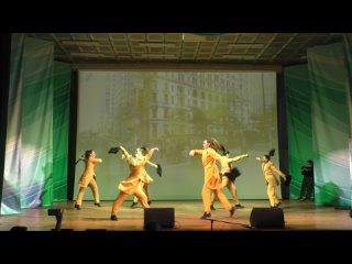 Спортивно-хореографическая студия «Дивы Грации» - «Weekdays», Алтайский государственный педагогический университет