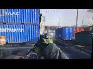 I stole an enemy cluster strike from a care package to kill no one but  times