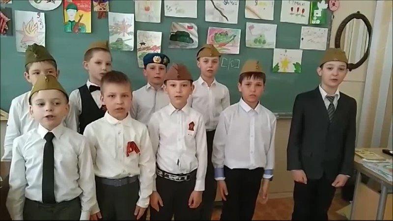 Концерт учащихся МБОУ СШ № 2 г о Кохма ко Дню Победы
