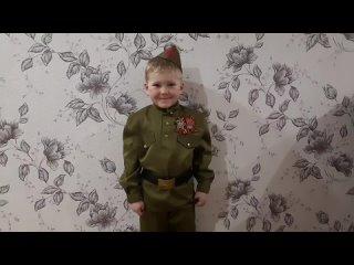 «Стихи, рожденные войной...», посвященное 76-летию со дня Победы в Великой Отечественной войне.