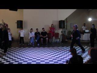 UNF 23/05/21 | HIP-HOP дети 10-13 лет 1/8 финала 2 раунд | Митряева Марго, Гусейнова Рузана