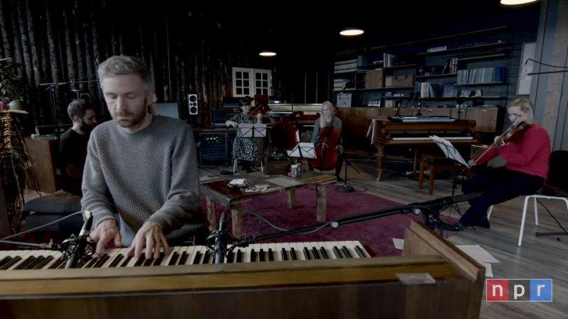 Ólafur Arnalds Tiny Desk Home Concerts 04 03 2021