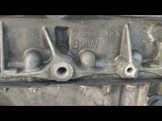 Двигатель N52B30 (V563) - 2 - видео отчет