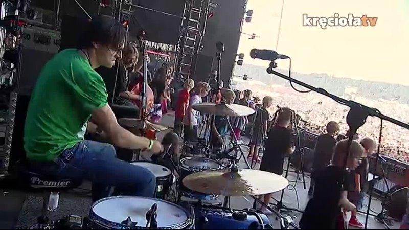 Arka Noego LIVE Przystanek Woodstock 2011 (CAŁY KONCERT)