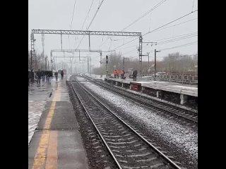 27 апреля 2021 г. И снова снег...