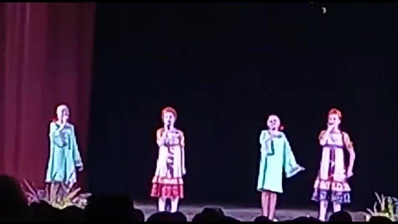 Юбилейный концерт 20 лет Технология танца