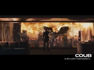 Titan Slayer - Valkyrian (on the background of the movie Max Payne)