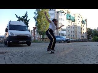 Kirov Street Dancers - Хип-хоп от Дэна ЧАСТЬ 1 15-06-2021