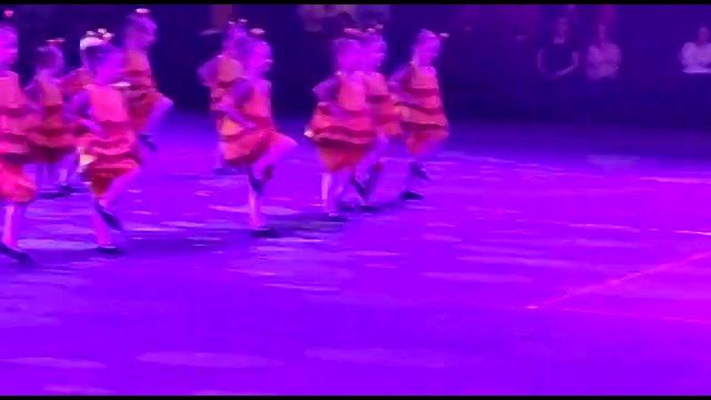 Первое большое выступление в Сибур арене