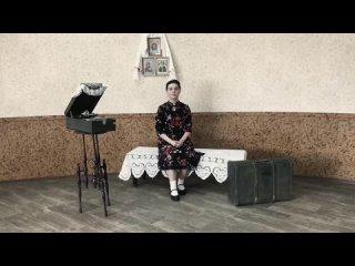 """Колесова Владислава 2 курс """"Иван да Марья"""" - муз. Н. Поликарпова, сл. В. Семерина"""