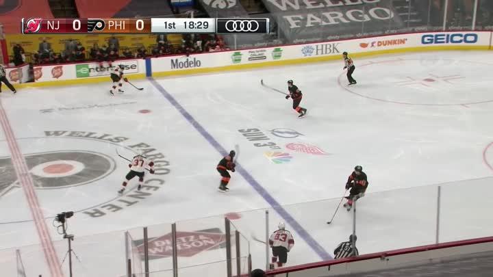 New Jersey Devils vs Philadelphia Flyers May 1, 2021 HIGHLIGHTS