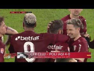 Чемпионат Румынии 2020-21 Лучшие моменты 27-го тура