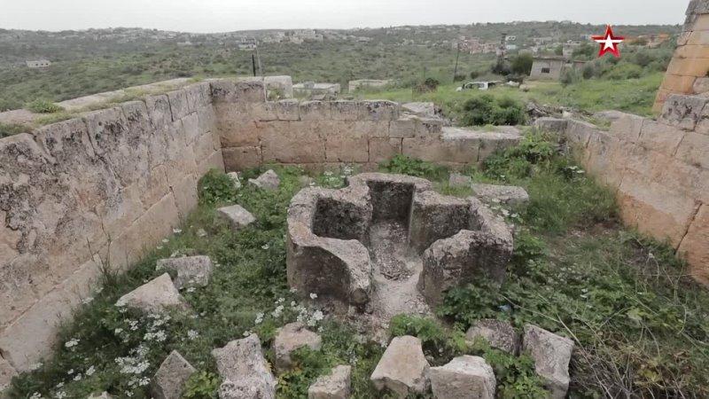 Российско сирийская археологическая экспедиция начала восстановление церкви в Алеппо