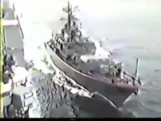 ★ 1988 год - операция НАВАЛ в Чёрном море