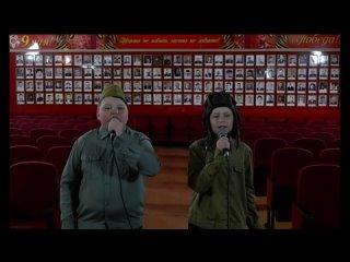 Зуенко Дима, 14 лет , Данилов Даниил, 10 лет,  НА ПОЛЕ ТАНКИ ГРОХОТАЛИ.mp4