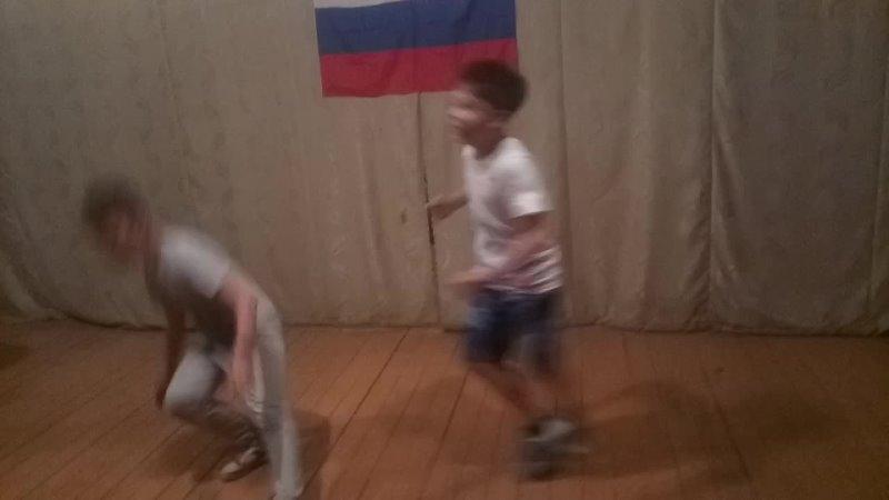 Танцевальные батлы 1 День России Славыневский СДК