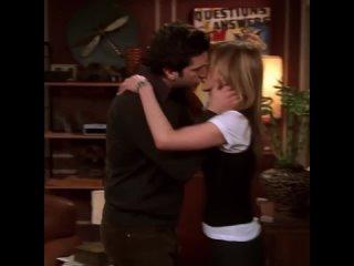 Росс и Рейчел ❤