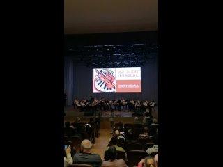 "Отчётный концерт школы ""Да будет музыка!..."""