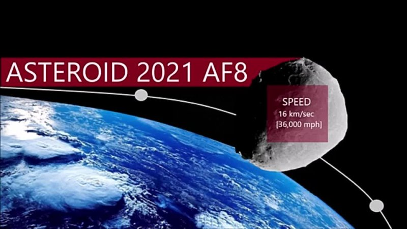 Big Asteroid Headed our Way as NASA and FEMA conduct Asteroid Impact Emergency.mp4