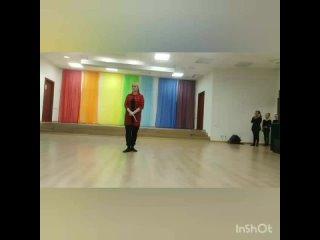 """Открытый отчётный урок в школе танцев """"Гравитация"""". Хип хоп (новички) и студии """"Зефир"""""""