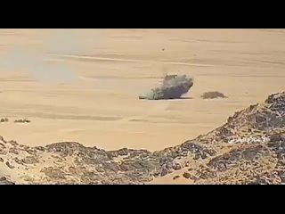 Подрывы техники хадистов в Асире и Аль-Джауфе.mp4
