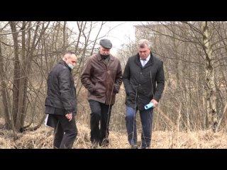 В Колпинском районе появится новое пожарное депо