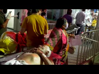 Eric Feigl-Ding - I cry for the India . Brutal epidemic ravaging the country, and hospitals are completely overwhelmed. A stagge
