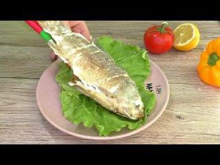 Как мы готовим #карасей. Знакомый рыбак подарил #рецепт вместе с рыбой!
