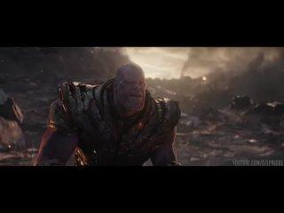 Я Сама Неотвратимость А Я Железный Человек Мстители- Финал (2019)