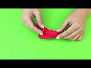 Satisfyer High Fly — Вибратор на палец_ видео-обзор, отзывы