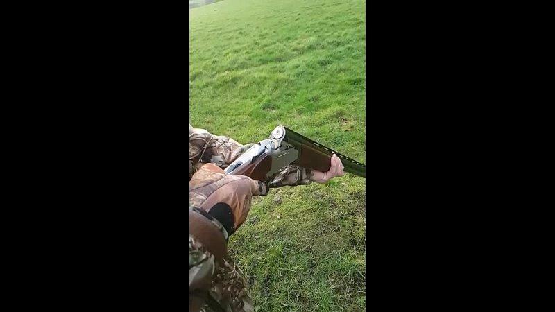Shotgun cartridge ejection slowmo,.webm