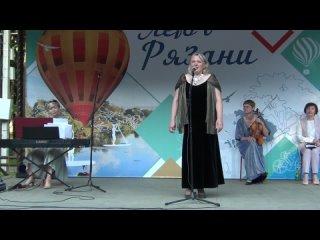 Елена Браткова фестиваль «Парковый сезон 2»