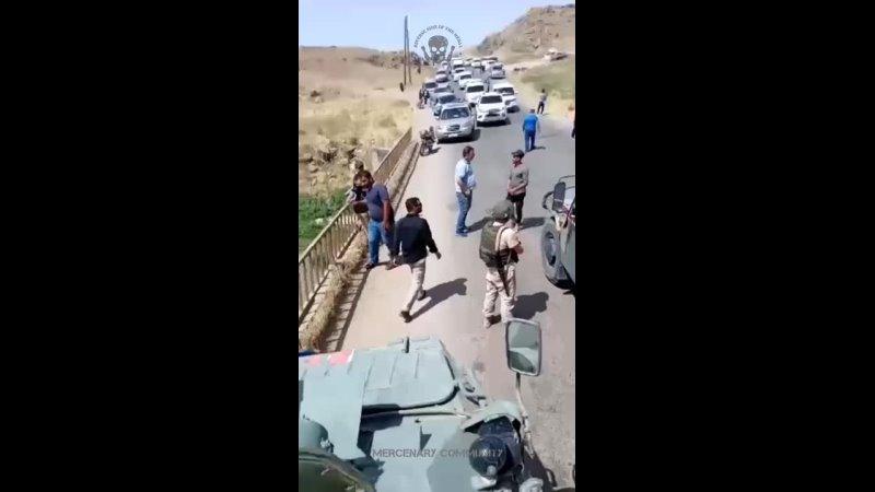 Новый этап гонки Безумный Асад Пустыня ярости между русскими и американцами в сирийской Хасаке