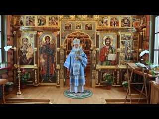 Слово пастыря () Проповедь в праздник Введения во храм Пресвятой Богородицы