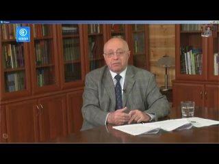Сергей Кургинян_ Путин дал понять Западу, что не надо трогать Донбасс.