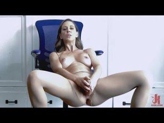 KinkyBites Kink Cherie DeVille - The Interview Cherie DeVille Solo, Dildo, Vibrator, JOI, Masturbation, Pantyhose, SiteRip